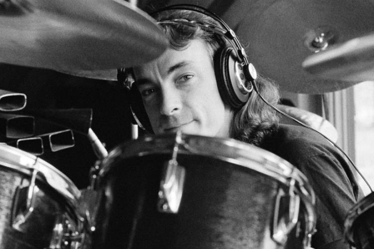 Neal Peart of Rush