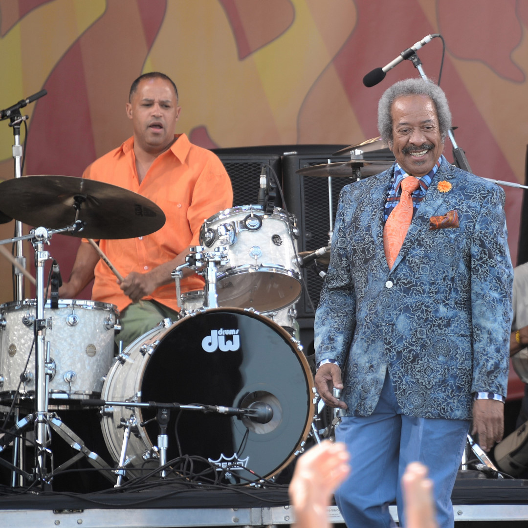 Allen Toussaint, Jazz Fest 2014