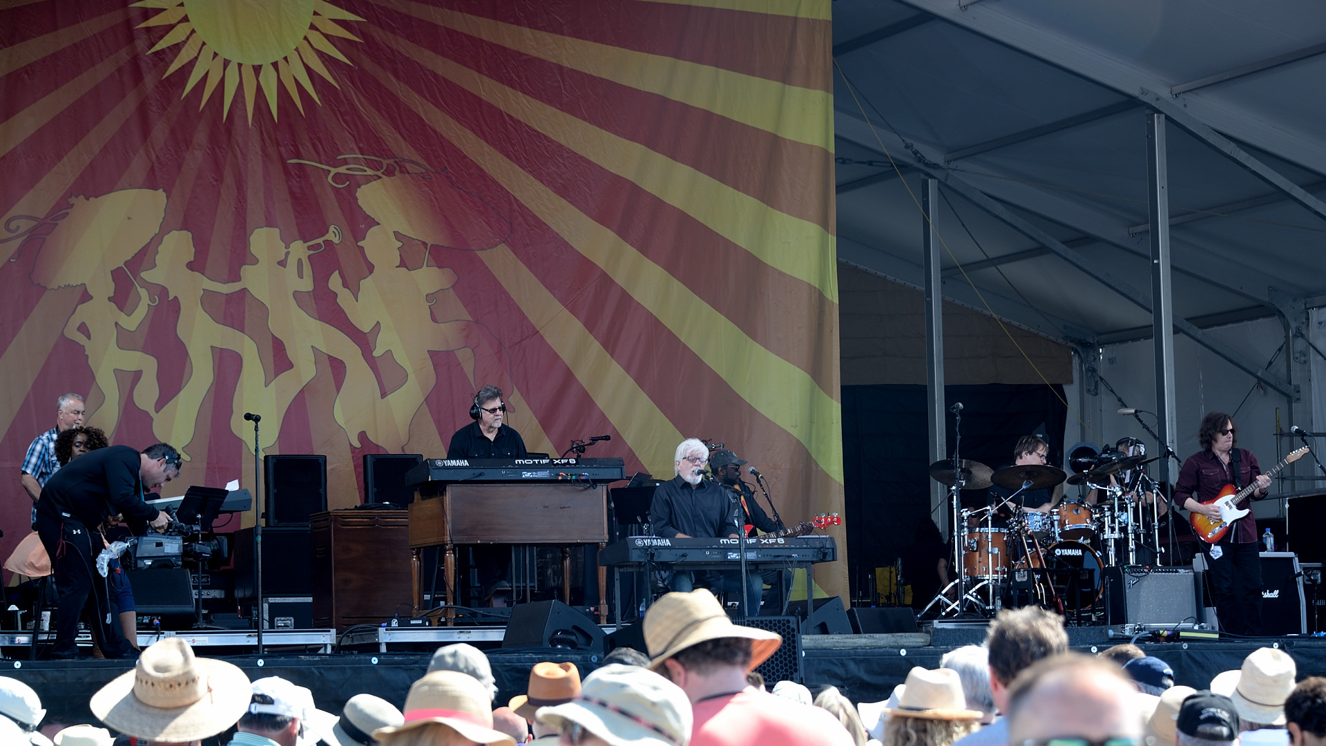 Michael McDonald's band