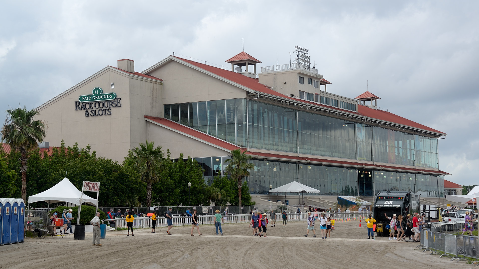 Fairgrounds Grandstand
