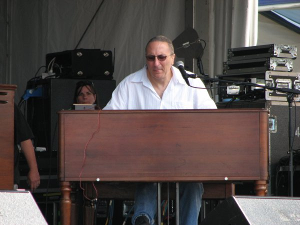Joe Krown at Jazz Fest 2009