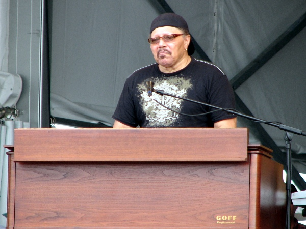 Art Neville of the Funky Meters
