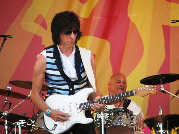 Jeff Beck, Jazz Fest 2011