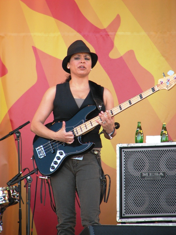 Rhonda Smith, Jazz Fest 2011