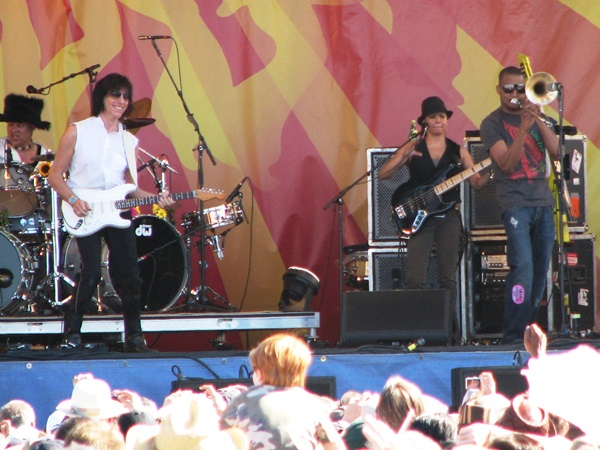 Trombone Shorty, Jazz Fest 2011