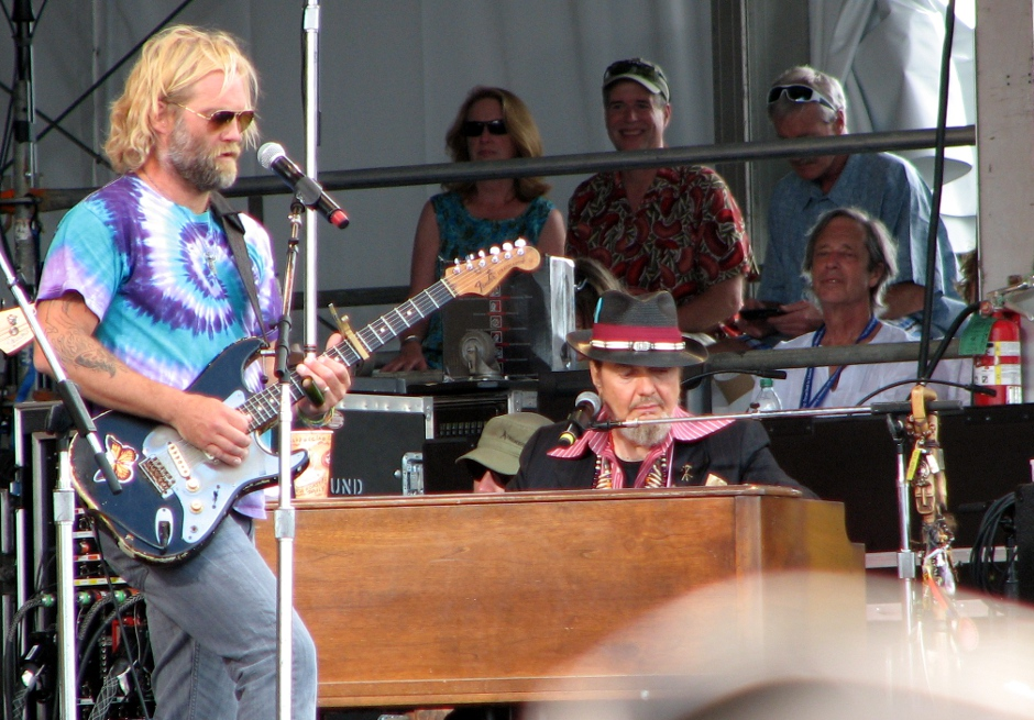 Anders Osborne and Dr. John