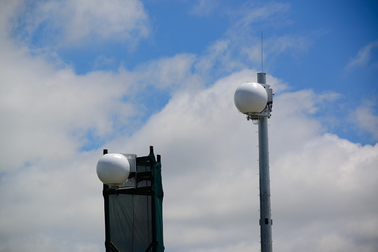 Fairgrounds Radar