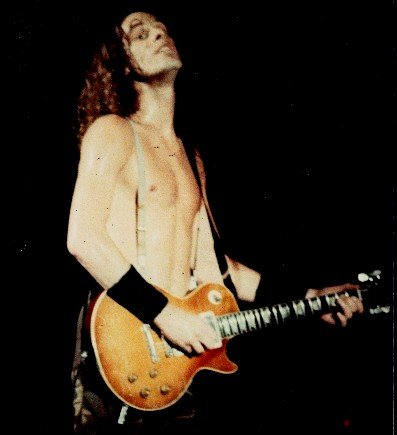 Ted Nugent at the Superdome, 1981