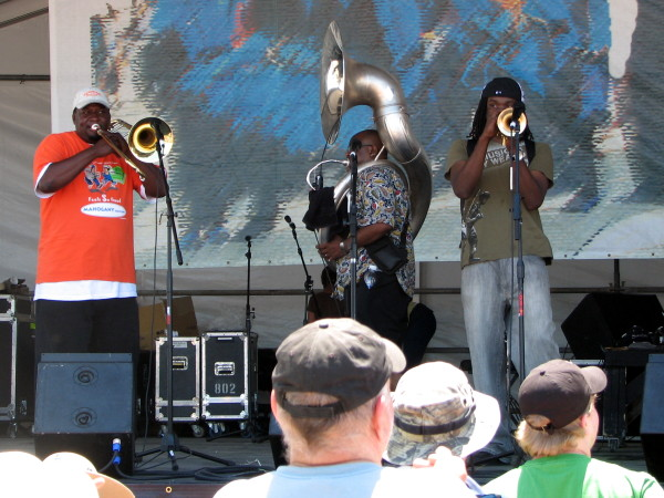 The Mahogany Brass Band